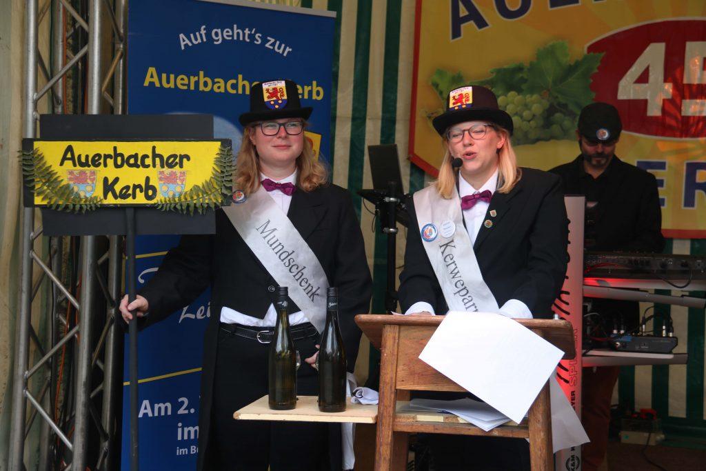 45. Kerb in Folge – Auerbacher Schuppenkerb 2020