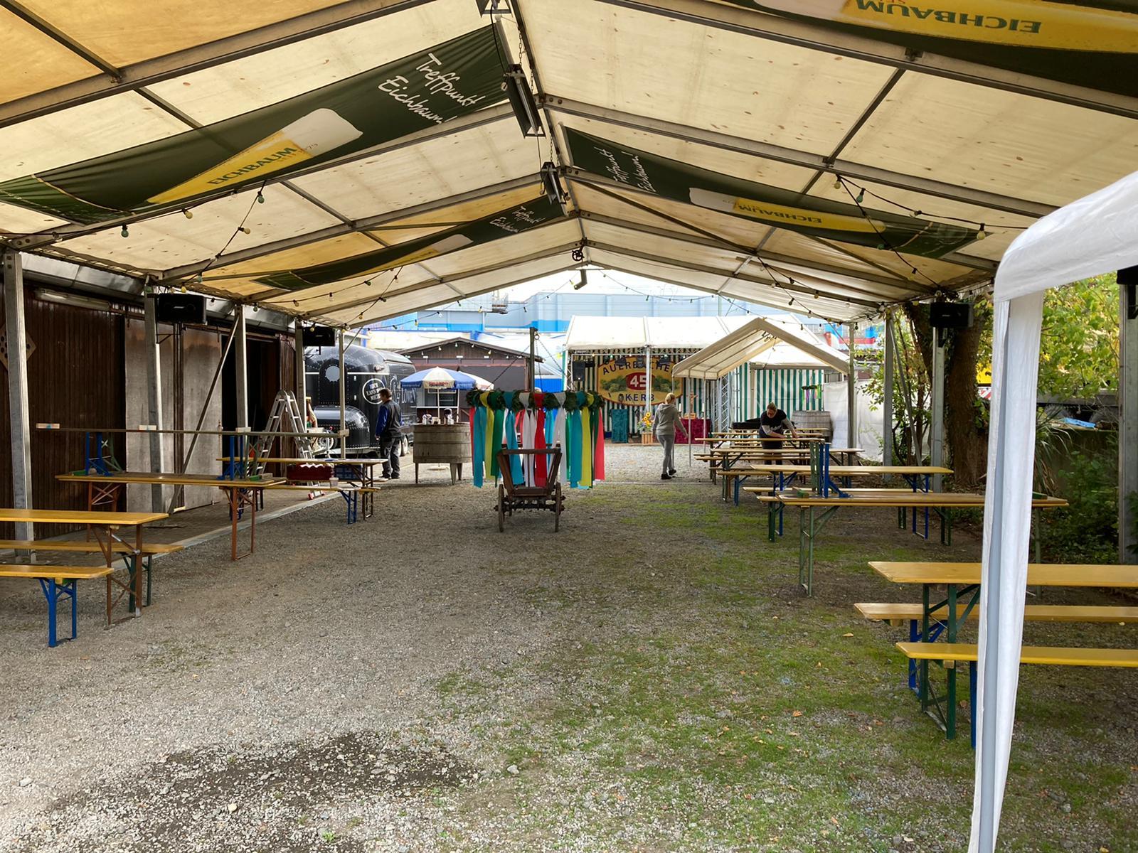 Sommernachtsfest und Kurkonzert – 28. und 29. August am Kerweschuppen